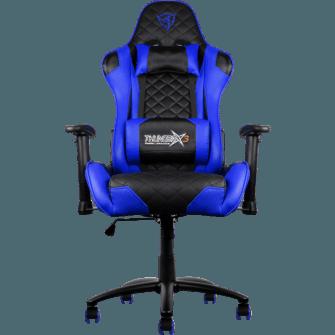 Cadeira Gamer Thunderx3 TGC12, Black-Blue