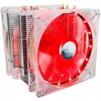 Cooler Alseye EDDY 120RD LED Vermelho ASE120RD Intel/AMD