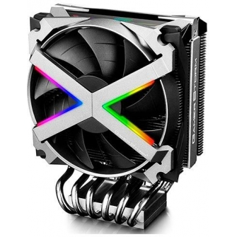 Cooler para Processador DeepCool Fryzen, RGB 120mm, AMD, DPGS-MCH6N-FZN-A