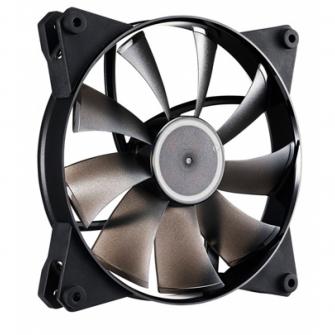 Cooler Para Gabinete Cooler Master Fan PRO 140 Air Flow, Black 140mm, MFY-F4NN-08NMK-R1