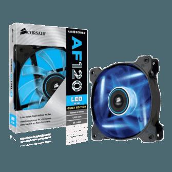Cooler para Gabinete Corsair AF120, LED Blue 120mm, CO-9050015-BLED