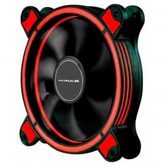 Cooler Para Gabinete Mymax Sprectrum 120mm LED Vermelho MYC/FC-SP12025/RD
