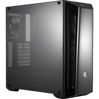 Gabinete Gamer Cooler Master Masterbox MB520, Mid Tower, Com 1 Fan