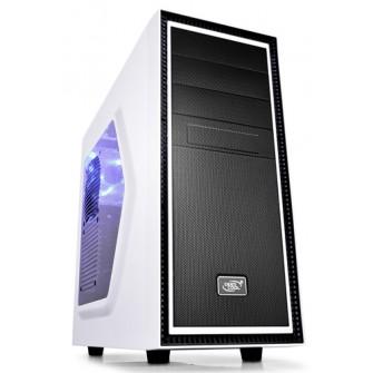 Gabinete Gamer DeepCool Tesseract, Mid Tower, Com 1 Fan