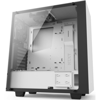 Gabinete Gamer NZXT S340 Elite, Mid Tower, Com 2 Fans