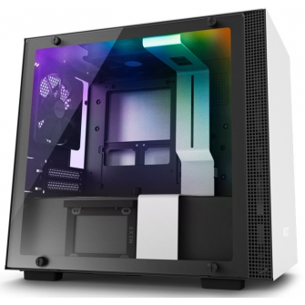 Gabinete Gamer NZXT H200i Smart, Mid Tower, Com 2 Fans