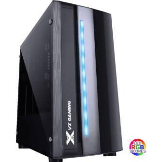 Gabinete Gamer Vinik VX Spectrum RGB, Mid Tower