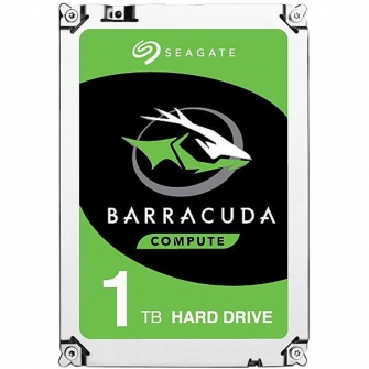 HD Seagate Barracuda 1TB, Sata III, 7200RPM, 64MB, ST1000DM010