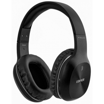 Headset Gamer Edifier W800BT, Bluetooth, Black