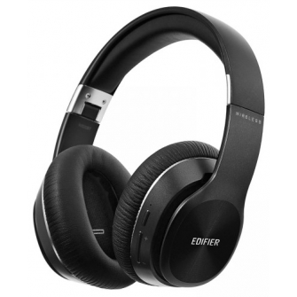 Headset Gamer Edifier W820BT, Bluetooth, Black