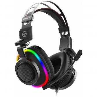 Headset Gamer Element G Surround 7.1 RGB G550
