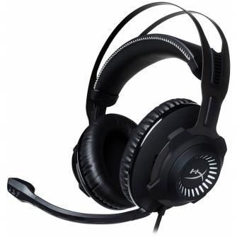 Headset Gamer HyperX Cloud Revolver HX-HSCR-GM Preto/Cinza