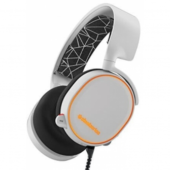 Headset Gamer Steelseries Arctis 5 RGB 7.1 Branco 61444