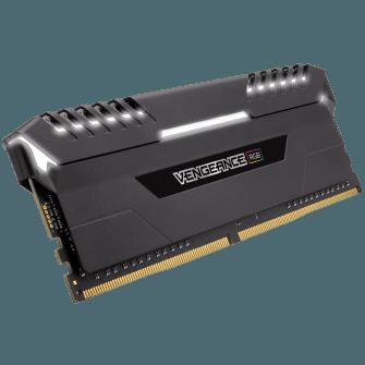 Memória DDR4 Corsair Vengeance RGB, 16GB (2x8GB) 3000MHz, CMR16GX4M2C3000C15