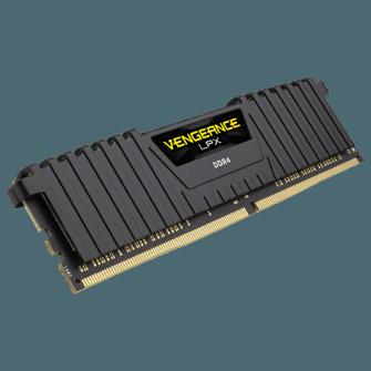 Memória DDR4 Corsair Vengeance LPX, 4GB 2400MHz, CMK4GX4M1A2400C14