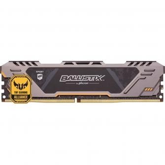 Memória DDR4 Crucial Ballistix Sport TUF Edition, 16GB 2666MHz, BLS16G4D26BFST