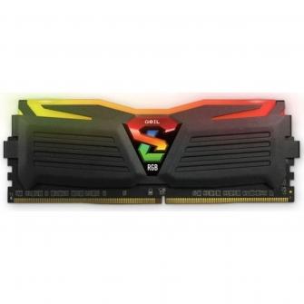 Memória DDR4 Geil Super Luce RGB, 16GB 3000MHZ, GLS416GB3000C16ASC