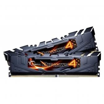 Memória DDR4 G.Skill Ripjaws 4, 16GB (2x8GB) 3000MHz, F4-3000C15D-16GRK