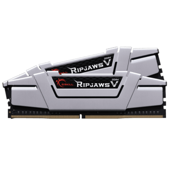 Memória DDR4 G.Skill Ripjaws V, 16GB (2x8GB) 2400MHz, F4-2400C15D-16GVS