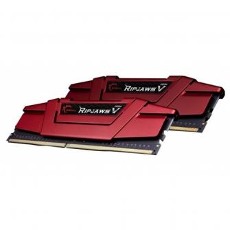 Memória DDR4 G.Skill Ripjaws V, 16GB (2x8GB) 2666MHz, F4-2666C19D-16GVR
