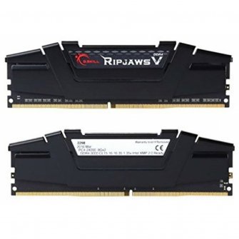 Memória DDR4 G.Skill Ripjaws V, 16GB (2x8GB) 3000MHz, F4-3000C15D-16GVKB