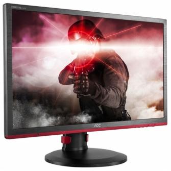 Monitor Gamer AOC 24 Pol, Full HD, 75hz, 1ms, AMD FreeSync, G2460VQ6
