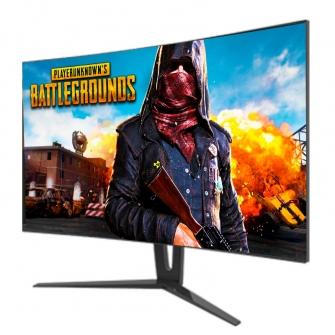 "Monitor GameMax Gamer Curvo 27"" Pol 144Hz 1ms Full HD GMX27C144 Preto - Open Box"