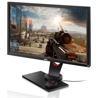 Monitor Gamer Benq Zowie 24 Pol, Full HD, 144Hz, 1ms, XL2430