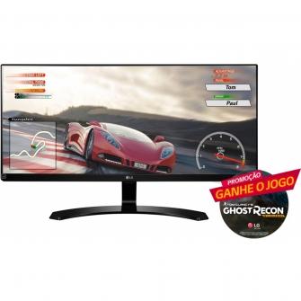 Monitor Gamer LG  29 Pol, Full HD, 60Hz, 5ms, Ultrawide, 29UM68-P