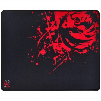 Mouse Pad Gamer PCyes Essential Splash Borda Costurada ESP36X30