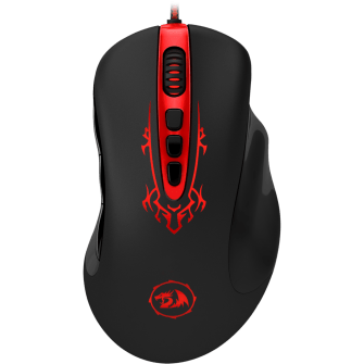 Mouse Gamer Redragon Origin M903, 4000 DPI, 8 Botões, Black