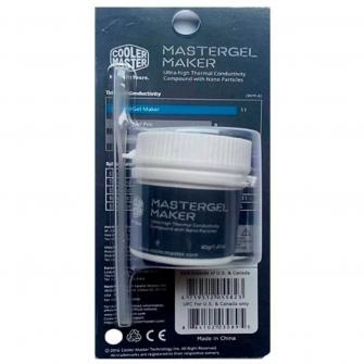 Pasta Térmica Cooler Master Gel Maker 40G MGZ-NDBG-N40G-R1