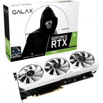 Placa de Vídeo Galax Geforce RTX 2080 Ex Gamer (1-Click OC - V2), 8GB GDDR6, 28NSL6MDW7G2