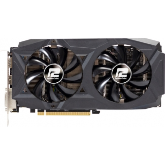 Placa de Vídeo PowerColor Radeon RX 590 Red Dragon Dual, 8GB GDDR5, 256Bit, AXRX-590-8GBD5-DHD