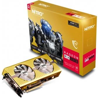 Placa de Vídeo Sapphire Radeon RX 590 NITRO+ AMD 50 Gold Edition Dual, 8GB GDDR5, 256BIT, 11289-07