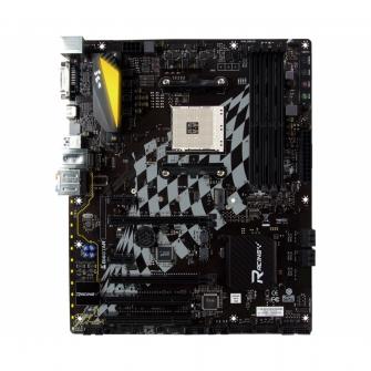 Placa Mãe Biostar B350GT5, Chipset B350, AMD AM4, ATX, DDR4