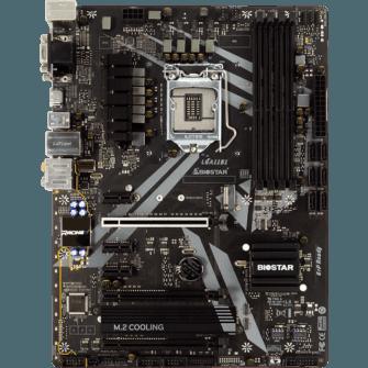 Placa Mãe Biostar Racing B360GT5S, Chipset B360, Intel LGA 1151, ATX, DDR4