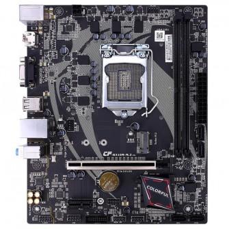 Placa Mãe Colorful BATTLE-AX H310M-M.2 V21, Chipset H310, Intel LGA 1151, mATX, DDR4