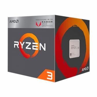 Processador AMD Ryzen 3 2200G 3.5GHz / 3.7GHz Max Turbo YD2200C5FBBOX Quad Core 4MB AM4 Vídeo Integrado Cooler Wraith Stealth