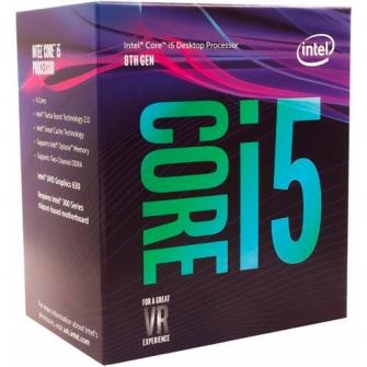 Processador Intel Core i5 8500 3GHz (4.1GHz Turbo), 8ª Geração, 6-Core 6-Thread, LGA 1151, BX80684I58500