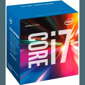 Processador Intel Core i7 7700 3.6GHz (4.2GHz Turbo), 7ª Geração, 4-Core 8-Thread, LGA 1151, BX80677I77700