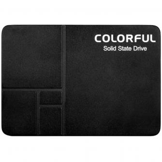 SSD Colorful SL500 480GB, Sata III, Leitura 480MBs e Gravação 440MBs