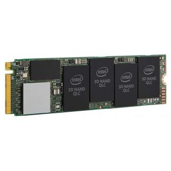 SSD Intel 660p M.2 80mm 1TB, Leitura 1800MBs e Gravação 1800MBs, SSDPEKNW010T8X1