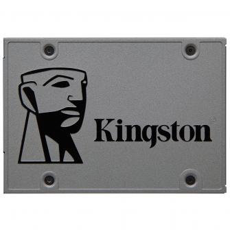SSD Kingston UV500 120GB, SATA III, Leitura 520MBs e Gravação 320MBs, SUV500-120G