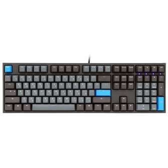 Teclado Gamer Mecanico Ducky Channel One 2 Skyline, Switch Red