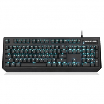 Teclado Mecanico MotoSpeed CK95, LED Blue, Switch Outemu Brown, FMSTC0031MRM