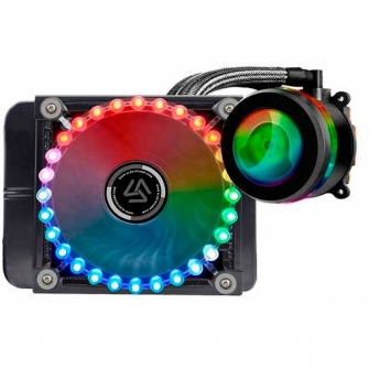 Water Cooler Alseye Reactor, RGB 120mm, Intel-AMD