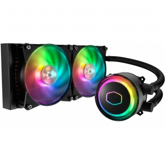 Water Cooler Cooler Master MasterLiquid ML240RS, RGB 240mm, Intel-AMD, MLX-S24M-A20PC-R1