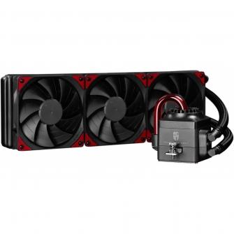 Water Cooler Gamerstorm DeepCool Captain 360EX, 360mm, Intel-AMD, DP-GS-H12L-CT360A4