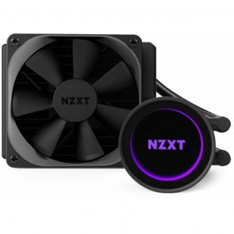 Water Cooler NZXT Kraken M22, RGB 120mm, Intel-AMD, RL-KRM22-01